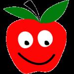 Essen und trinken Apfel