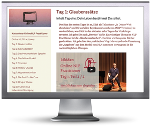 NLP Online Practitioner Monitor