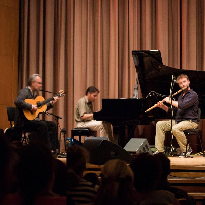 NLP Practitioner Abendtrancen auf der Bühne