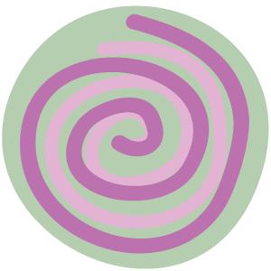 Hyponose Trance Induktion Spirale