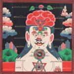Chakra Meditation - Nepal Tanka