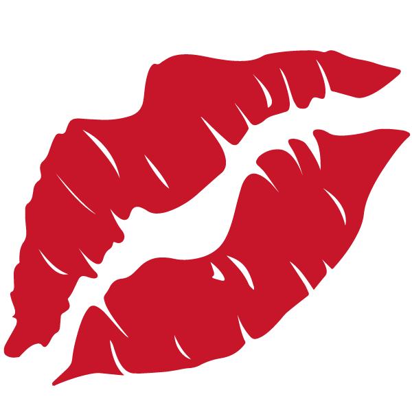 Kussmund Lippenstift Multiple Orgasmen