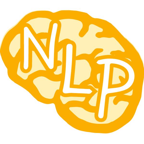 NLP Gehirn orange Wissenserwerb