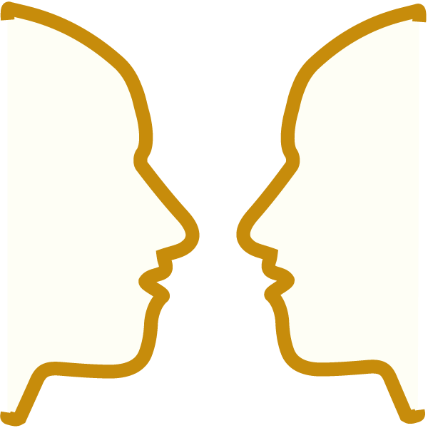 NLP Grundannahme - Kommunikation ist was ankommt -Köpfe