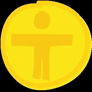 Gold Taler - Der positive Wert des Menschen