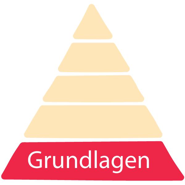 Maswlosche Bedürfnisspyramide Stufe 1: Grundlagen