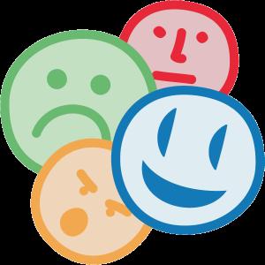 Smiley Parade - Gefühle und Emotionen