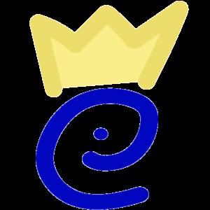 Icon E-Prime -E mit Krone